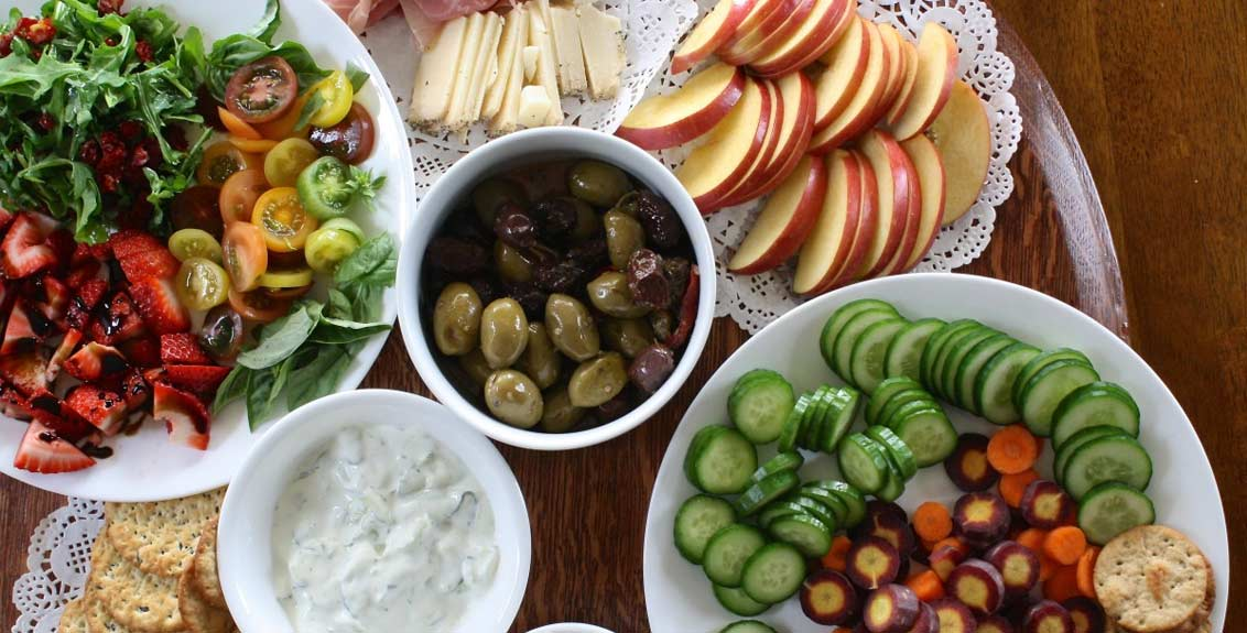 Nutritious Food Good For Healthy Life