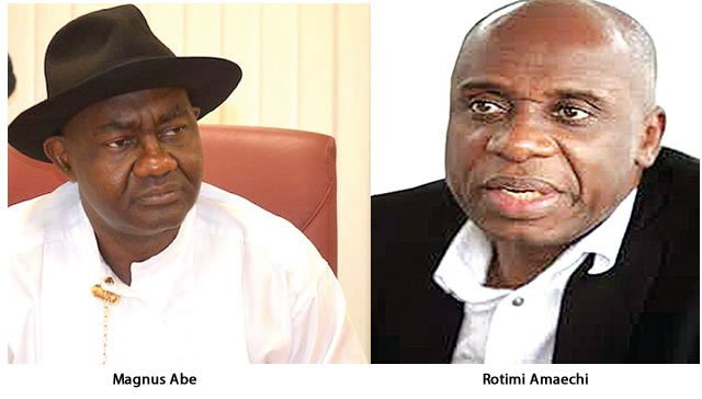 Amaechi Once Asked Me To Bomb INEC Office –  Magnus Abe