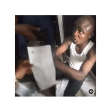Man Caught With Already-written Elections Results Sheets In Abia State