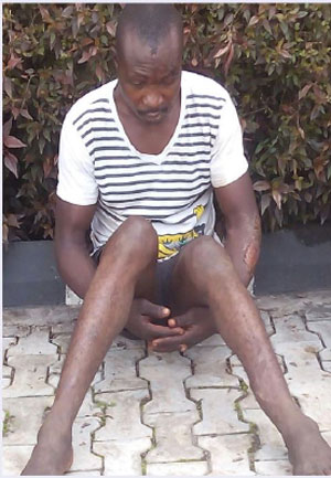 'My Wife Asked Me To Quit Robbery, But I Had No Other Job – Suspect