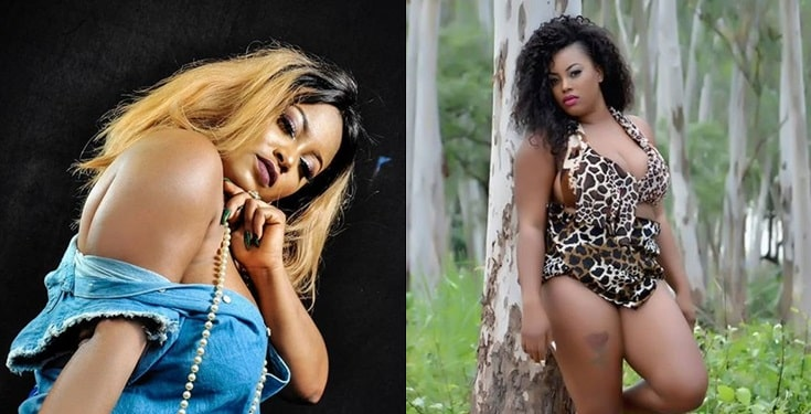 Focus On My Talent, Not On My Boobs – Nollywood Actress