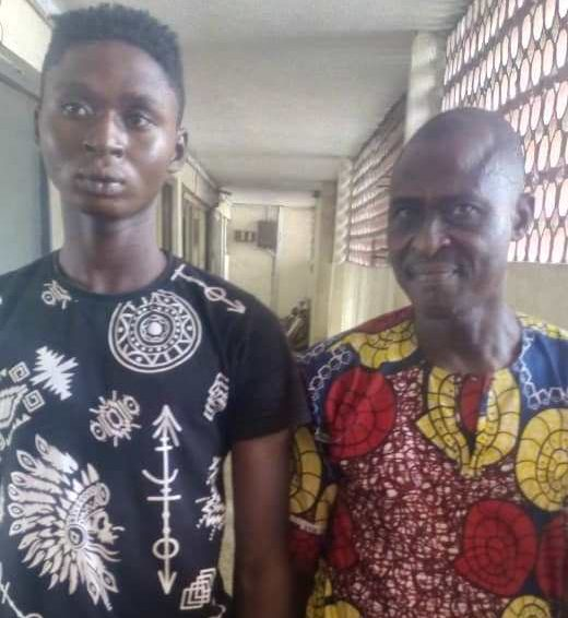 Shocking!!! Father, Son Arrested For Raping, Impregnating 13-Year-Old Girl