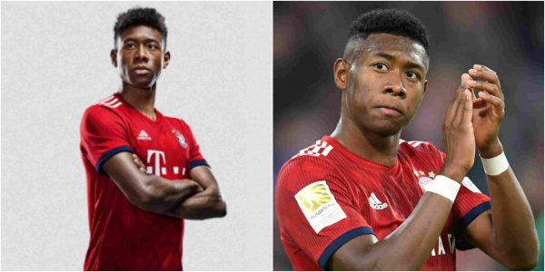 Nigerian Coaches Asked Me For Bribe – David Alaba