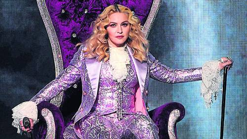 Jesus Supports Abortion –Madonna Says As She Pushes For Change In Catholic Church's Position