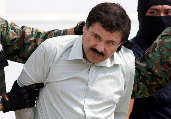 Drug Lord 'El Chapo' Guzmán Sentenced to Life in Prison, Ending Notorious Criminal Career