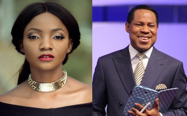 """You Are Weaponizing The Bible"""" – Simi Reacts To Pastor Chris Oyakhilome's 'Husband Means Master' Comment"""
