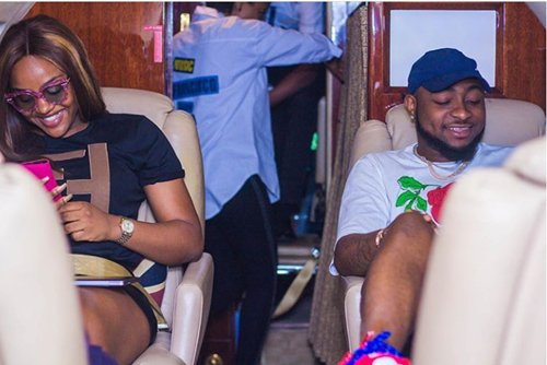I Am Not Pregnant – Davido's Girlfriend Chioma Opens Up