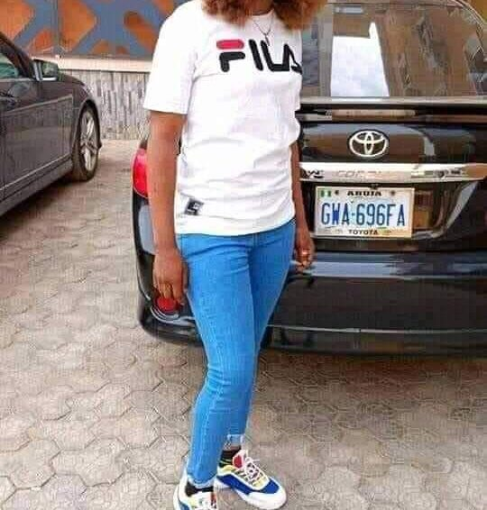 A Lady Murdered By A Man In A Hotel In Port Harcourt