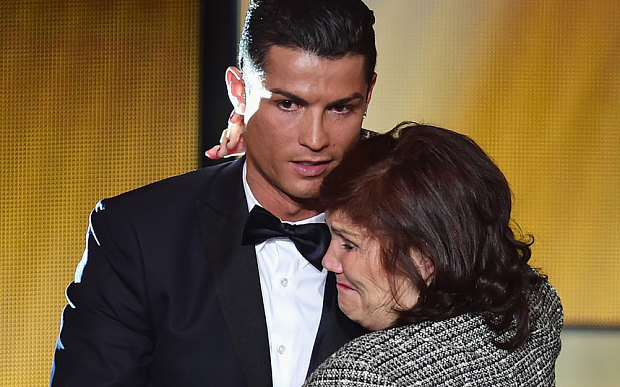 I Don't Allow My Mother  Watch Football After She Fainted Twice In Stadium – Ronaldo