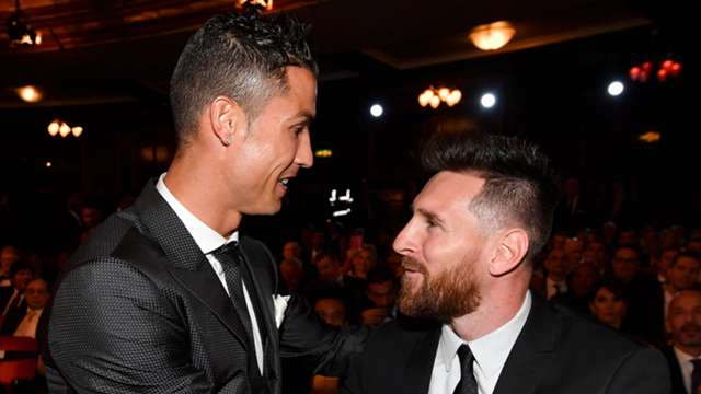 I Would Accept Ronaldo's Dinner Invitation – Messi