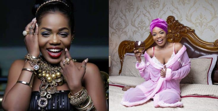 I've Been Moving From Church To Church To Cure Myself From Skin Bleaching – Singer Mzbel