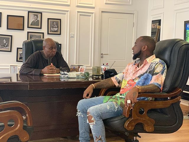 My Father Has Made More Than The Money Osun State Will Make In The Next 40 Years – Davido