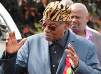Remember What Obasanjo Did For South Africa During Apartheid – Zulu Leader