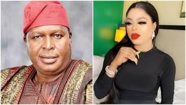 Why Didn't Bobrisky Call My Bosses When I Shutdown His Party – Runsewe