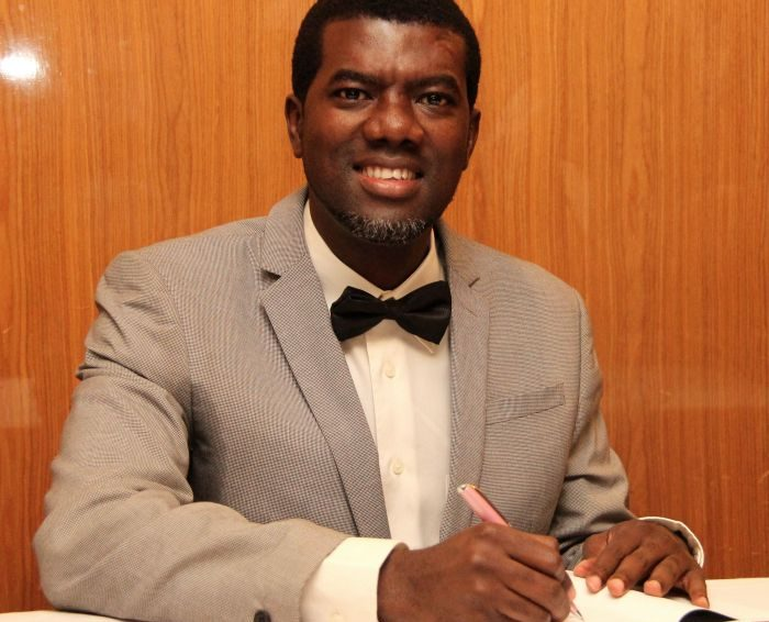 Why Soyinka Should Be Blamed For Poor State Of Nigeria's Education – Reno Omokri