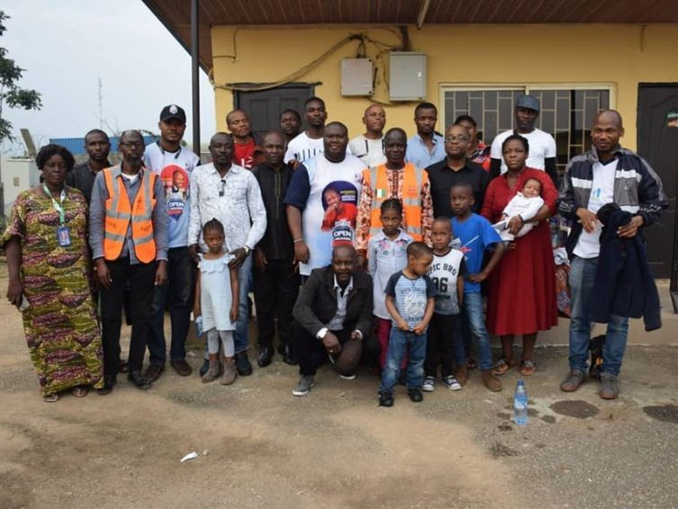 Apostle Suleman Shared Out N26 Million To South African Returnees