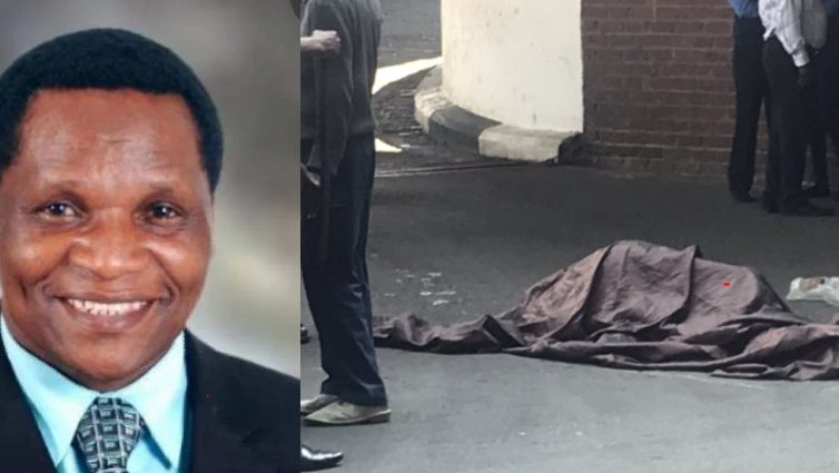 Bishop Commits Suicide By Jumping From 4th Floor