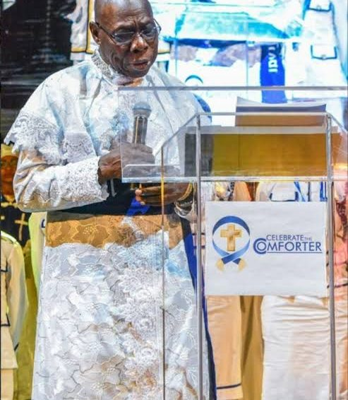 If Jesus Were In Nigeria Today, He Won't Keep Quiet – Obasanjo