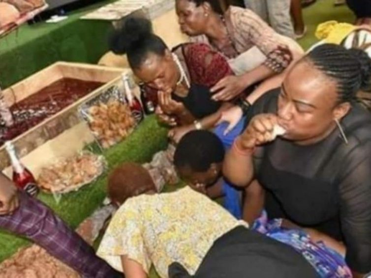 Popular Pastor Feeds Members With Millipedes And Beer As Holy Communion