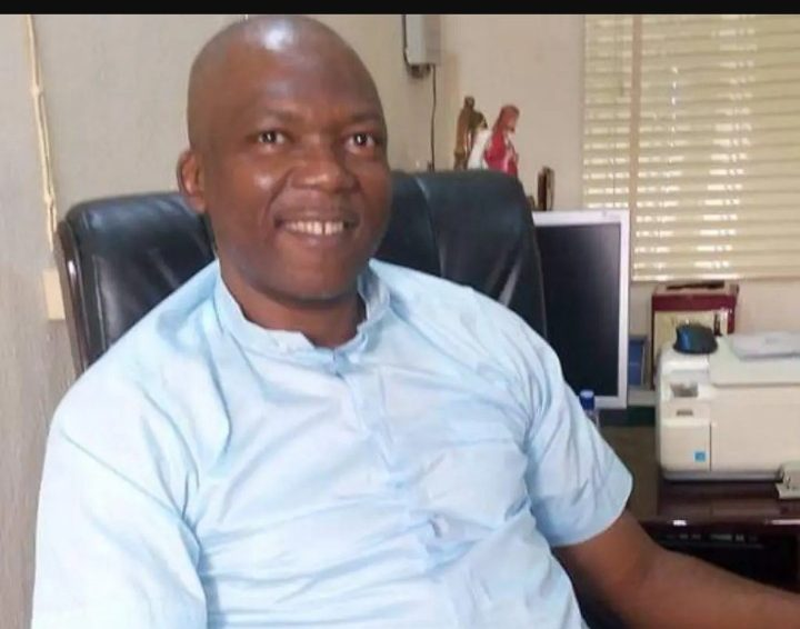 Father Uche Ukor Slumps, Dies During Football Game In Delta State