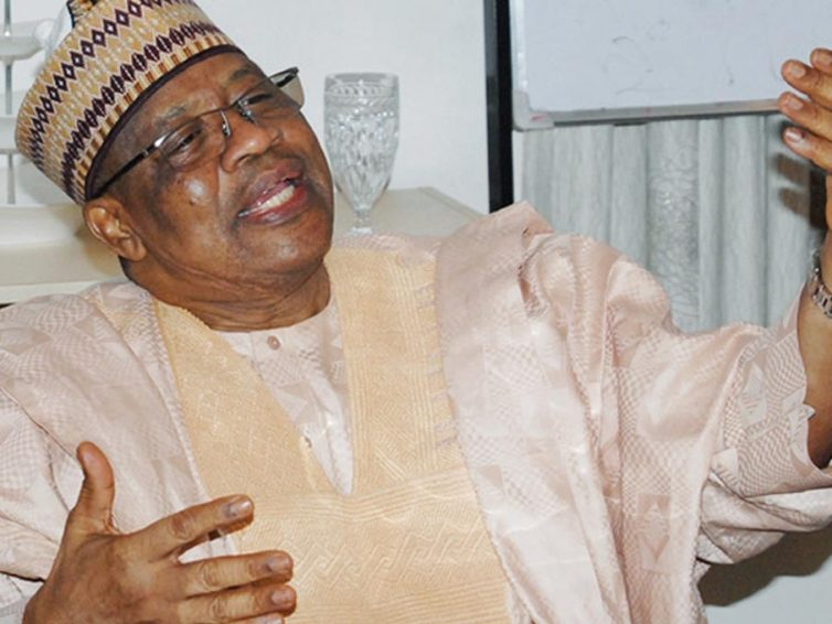 I'm Searching For New Wife – Ibrahim Babangida Announces