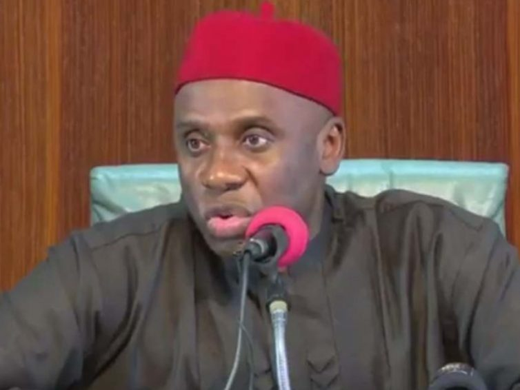 Rotimi Amaechi Denies Collecting Pension From Rivers State Govt