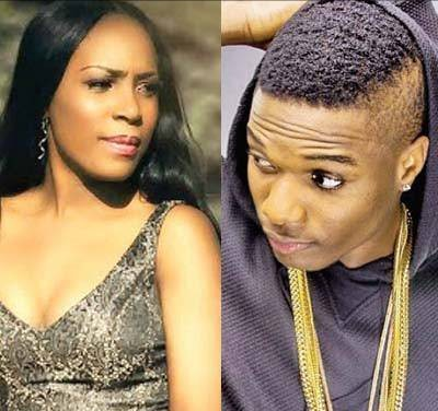 'Shut Up, Na Only Thief Dey Know Thief ' – Popular Blogger, Linda Ikeji Attacks Wizkid Over COZA Comment (Photo)