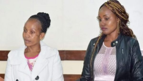 Two Women Who Fought Over A Man, Arraigned In Court For Disturbing Public Peace