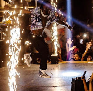 You Forget You Can Rise And Fall – Fans Slams Burna Boy After Angrily Left BAFEST2019 Stage