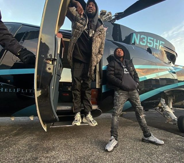 'I'm Out Moving To Africa' – Meek Mill Declares As He Packs All His Belongings Including Cars And Jets