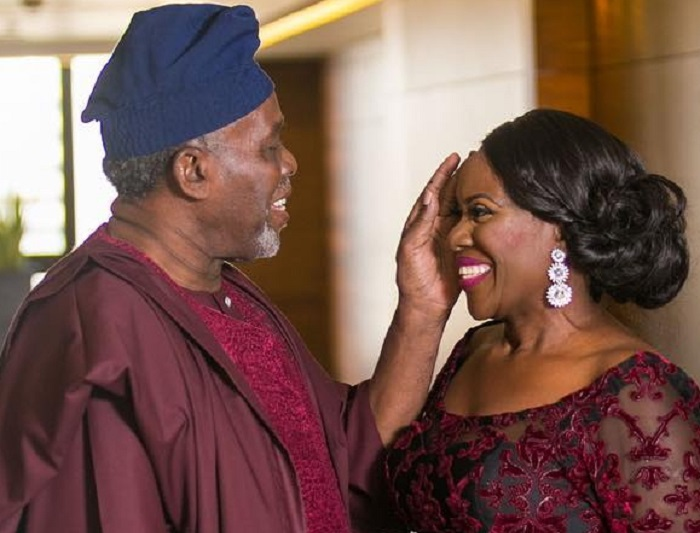My Husband And I Have Good Sex Despite Our Old Age'- Veteran  Actress Joke Silver