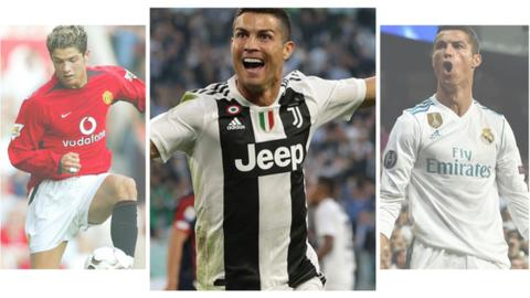 724 Goals In 999 Games: Ronaldo Set To Play His 1,000th Career Match