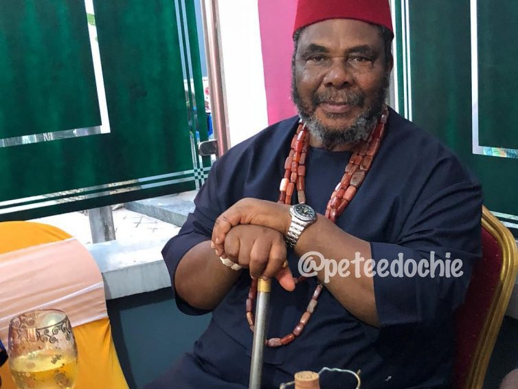Any Young Man That Gets Down On His Knees To Propose To A Girl Is A Bloody Fool' – Pete Edochie Insists