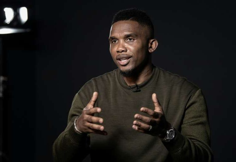 Cristiano Ronaldo Is The Best Of All Time- Eto'o