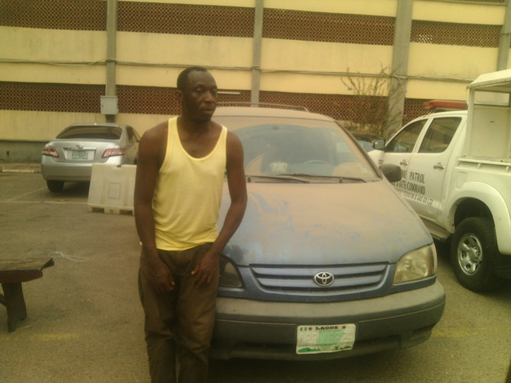 My Friends Led Me Into 'One Chance' Robbery – Suspect