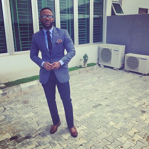 Singer Iyanya Dragged To Court For Alleged Car Theft