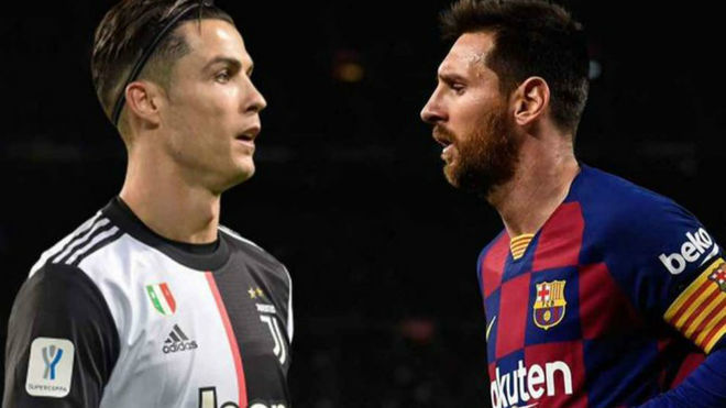 You Know Nothing About Football If You Rate Ronaldo Above Messi – Van Basten