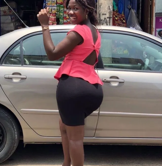 I Am Still Single Because I Haven't Seen A Man That Can Handle My Backside – Nigerian Lady
