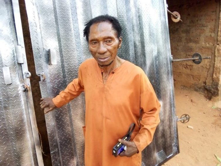 I Marry Additional Wife When Any Of My 58 Wives Insults Me – Herbalist Simon Odo