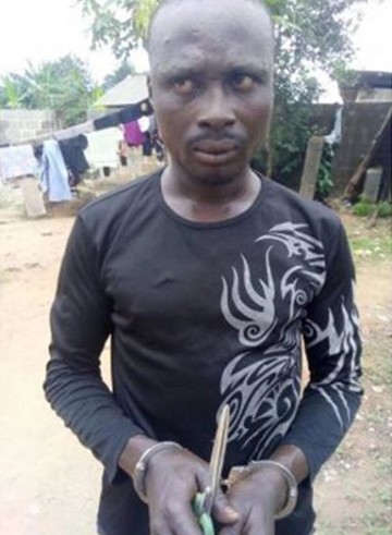 Man Kills His Wife's Suspected Lover With Scissors In Ogun State