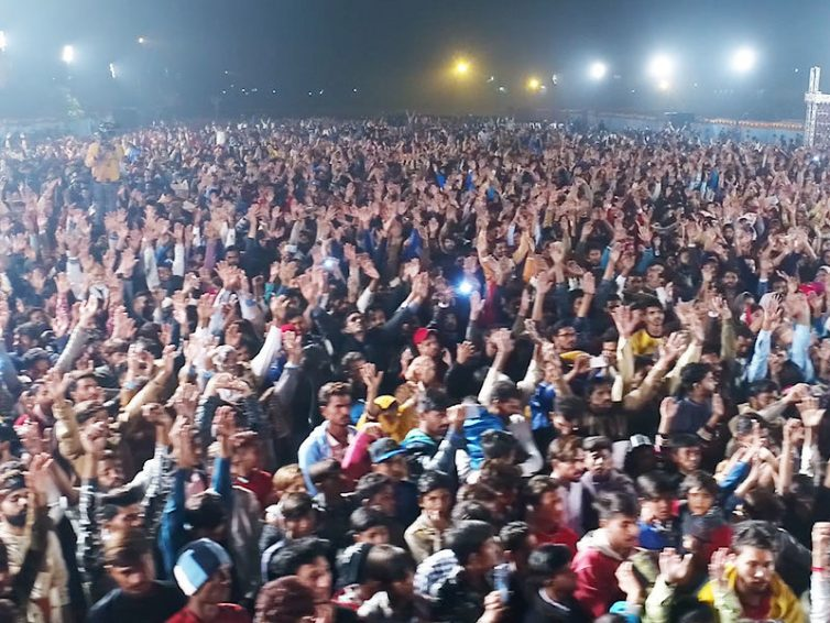 Over 73,000 Muslims Accepted Jesus As Lord And Savior In Pakistan