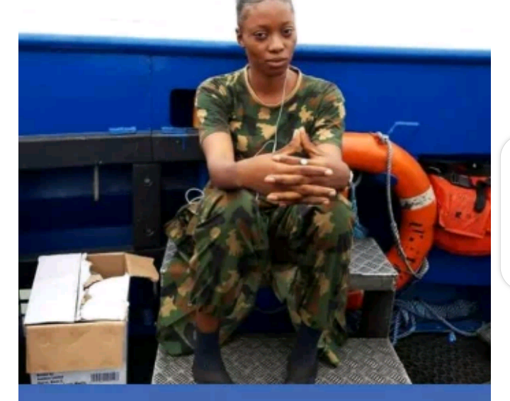 I Need A God Fearing Guy, But Men Are Afraid To Toast Me Because Of My Uniform – Female Soldier