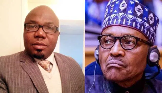 Why Is Buhari Sharing Money To Only People In The North? – Jackson Ude