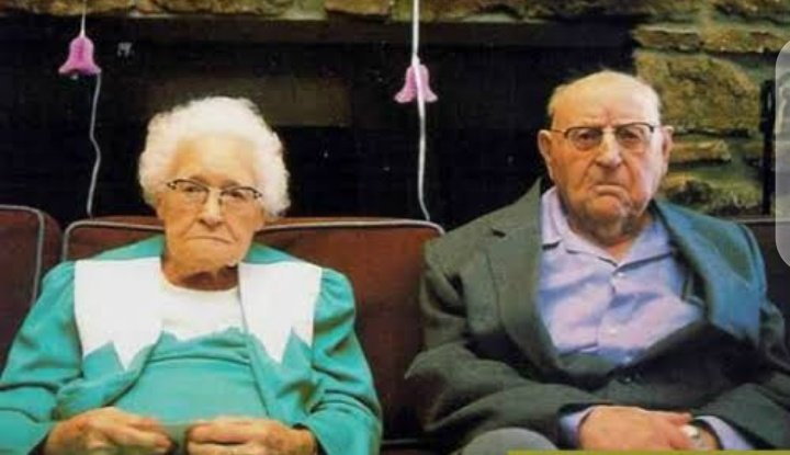 99 Year Old Man Divorces 96 Years Old Wife After Finding Out She Cheated 60 Years Ago