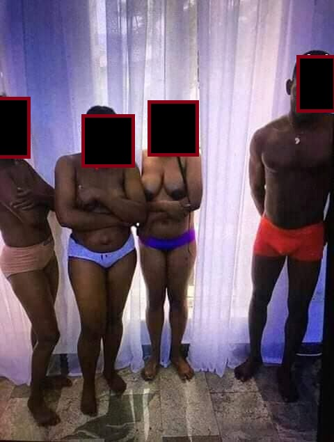 They Stole N5000 From My Hotel That Was Why I Stripped Them Naked- Ex Minister Chief Kenneth Gbagi