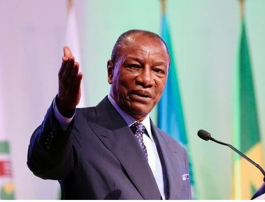 Alpha Conde Wins Third Term In Office In Controversial Guinean Presidential Election