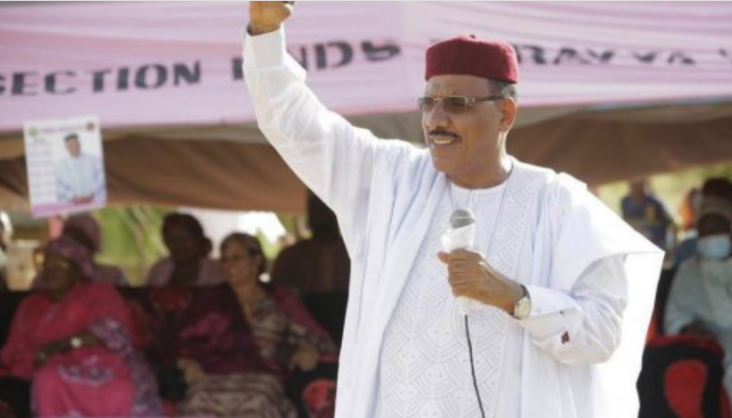 Niger Republic Under Blockade After Mohamed Bazoum Was Declare Winner Of Just Concluded Election