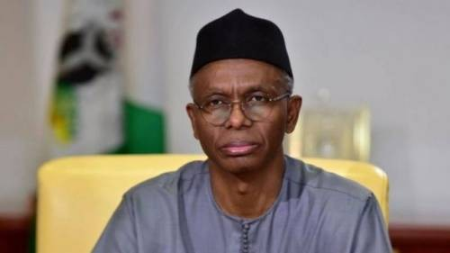 I Won't Pay Ransom Even If My Son Is Kidnapped By Bandits – El-Rufai
