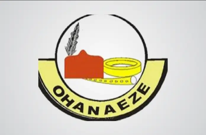 North Is The Safest Place For Igbos – Ohanaeze