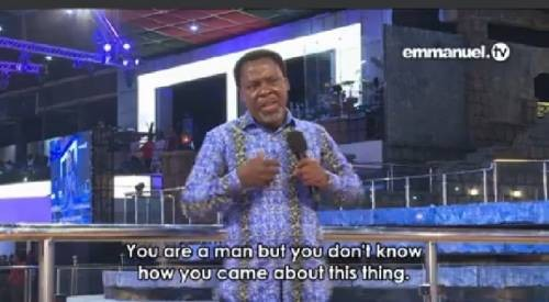 Real Reason TB Joshua's Youtube Channel Was Suspended